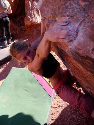 Red Rocks-Umpa Lumpa 7a