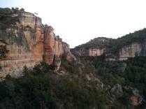 Siurana- Spanien
