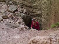 Höhlenausgang -Grotta dell edera