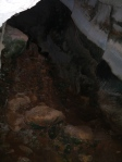 Höhleneingang-Grotta dell edera