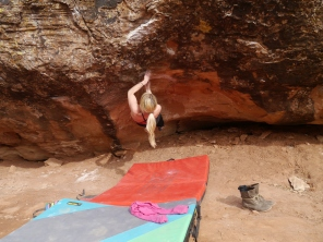 Shoulder Popper 7b+
