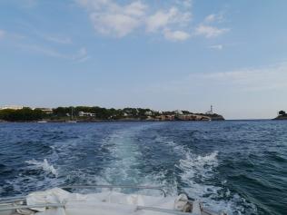 Deep Water Soloing- Mallorca
